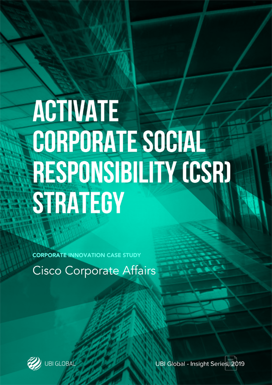 Activate CSR Strategy