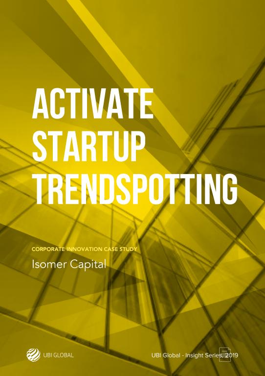 Activate Startup Trendspotting