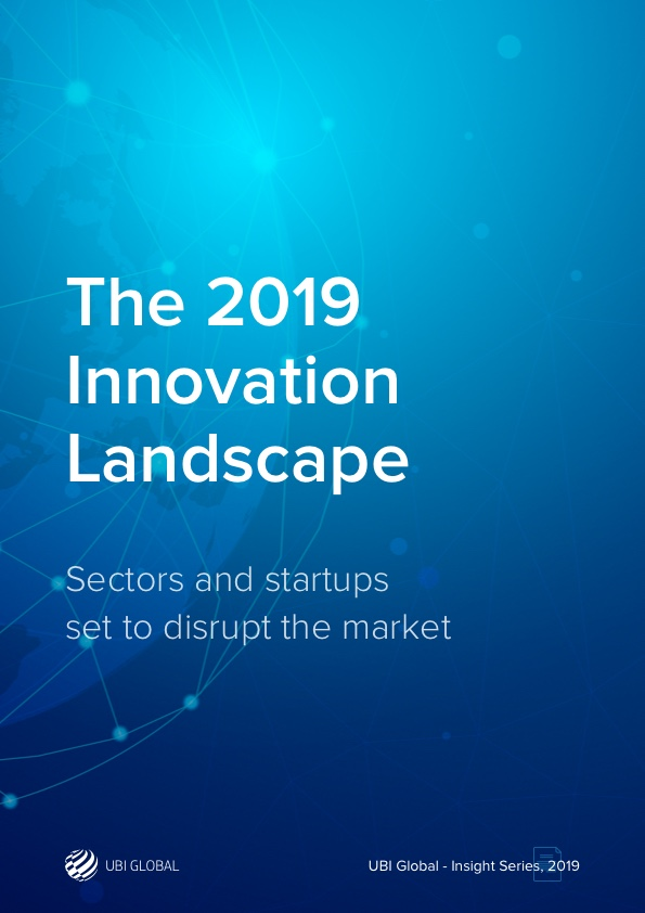 The 2019 Innovation Landscape Cover